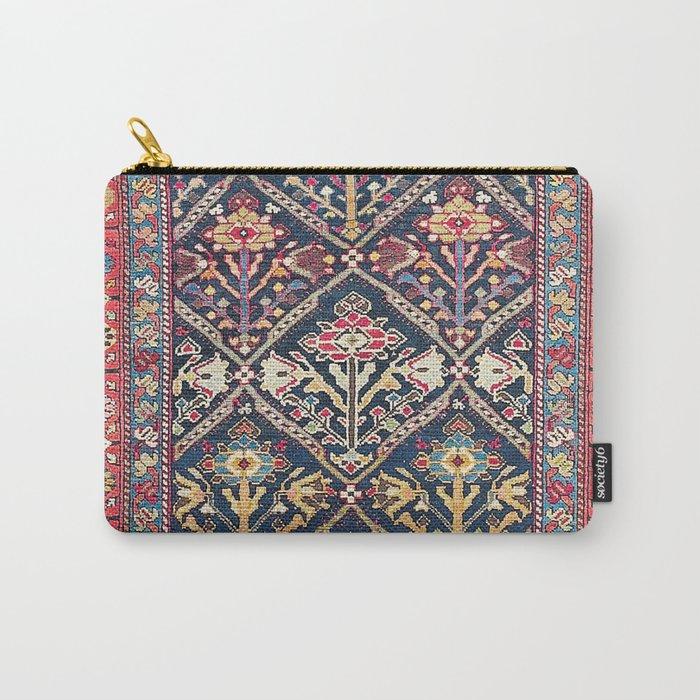 Karabagh Azerbaijan South Caucasus Long Rug Print Carry-All Pouch