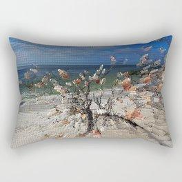 A Whisper is Sacred Rectangular Pillow