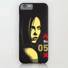 Fashion Dark Woman iPhone 6s Slim Case