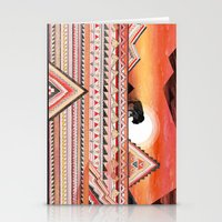 journey Stationery Cards featuring Journey by Sandra Dieckmann