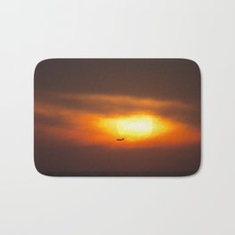 Into the Sunset. Bath Mat