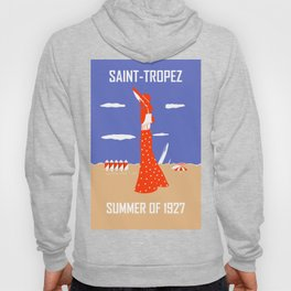 Saint Tropez Summer of 1927 Hoody