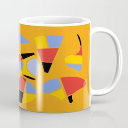 Abstract #91 Coffee Mug