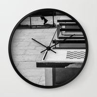game Wall Clocks featuring Game by Sébastien BOUVIER