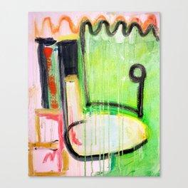 Le Bain (The Bath) Canvas Print