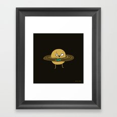 Planet at Play Framed Art Print