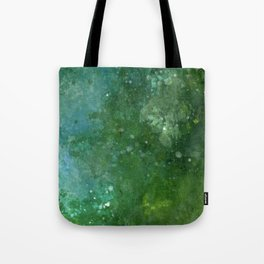 Emeralds Tote Bag