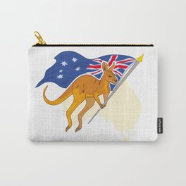 Welcome to Australia Carry-All Pouch