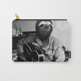 Rockstar Sloth #3 Carry-All Pouch