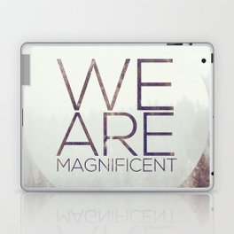 Magnificent Laptop & iPad Skin