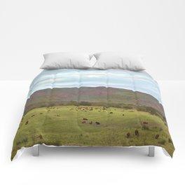 Spring Mood III Comforters