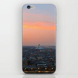 Montreal Twilight iPhone Skin