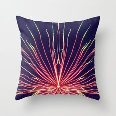 Watermelon Burst Throw Pillow