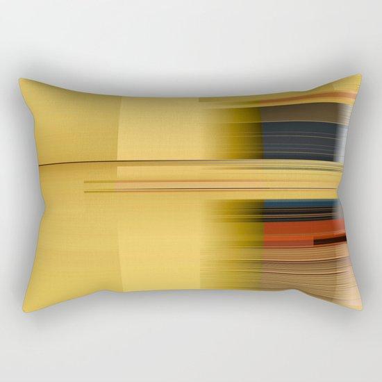Lines/AA9 Rectangular Pillow