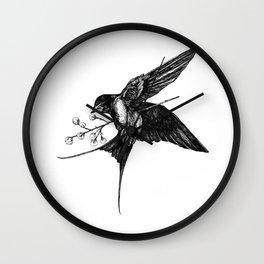 Endless Melancholy Wall Clock