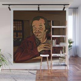 """The Shining - """"I like ya Lloyd.."""" Wall Mural"""