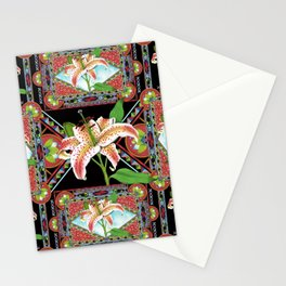 Gilding the Lily Stationery Cards