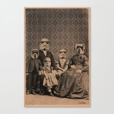 Meet the Troopers Canvas Print