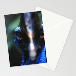 Cassowary Bird Stationery Cards