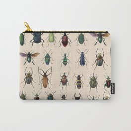 Insects, flies, ants, bugs Carry-All Pouch
