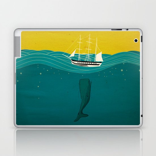 Sunk Laptop & iPad Skin