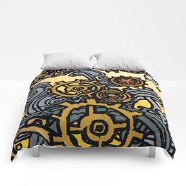 QUARTER TO FOUR Comforters