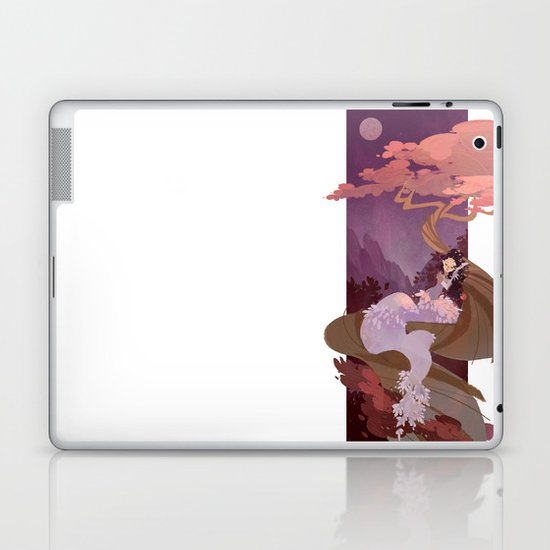 Snow White Laptop & iPad Skin