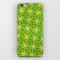 Lemon Lime iPhone & iPod Skin