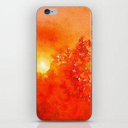 Harvest Sky iPhone Skin