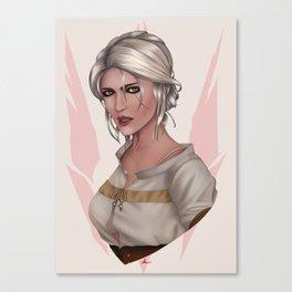 Cirilla Fiona Elen Riannon Canvas Print