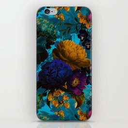 Vintage & Shabby Chic - Night Affaire VI iPhone Skin