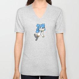 Blue - Official Character Art Unisex V-Neck