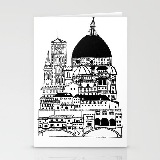 Florencia Stationery Cards