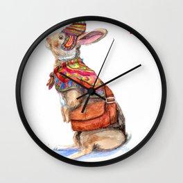 Naturalized Citizen no. 2 Wall Clock