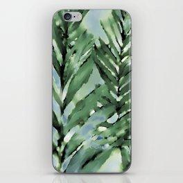 Bamboo Greens iPhone Skin