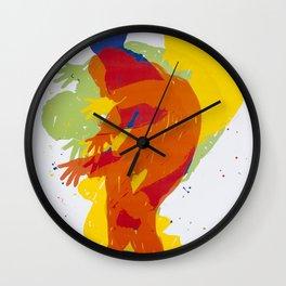 Affiche Jazz international festival AARHUS Wall Clock