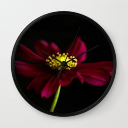 Elegance of a Cosmo Wall Clock
