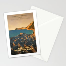 Forillon National Park Stationery Cards