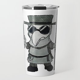 Lil' Plague Doctor Travel Mug