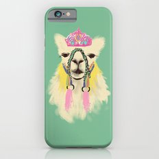Llama drama queen Slim Case iPhone 6s