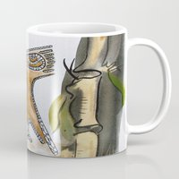 bleach Mugs featuring See Nature by CrismanArt