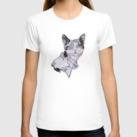 my mad fat diary T-shirts featuring fat cat by vasodelirium