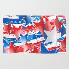 Artistic LXXXVI - Americana Rug