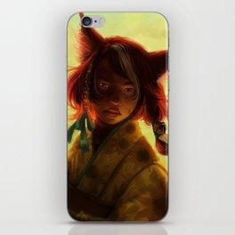 Spirit of Summer iPhone Skin