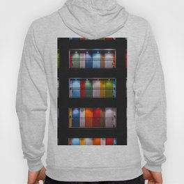 One Night in Apartment 2B Color Photographic Print Hoody