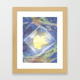 The Always Framed Art Print