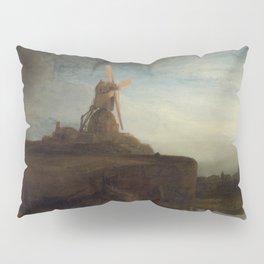 Rembrandt van Rijn - The Mill Pillow Sham