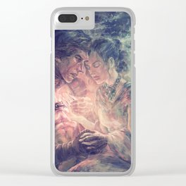 Can you hear the light Clear iPhone Case