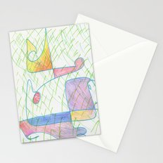 Hybrid 4 Stationery Cards