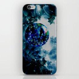 Celestial Marble iPhone Skin